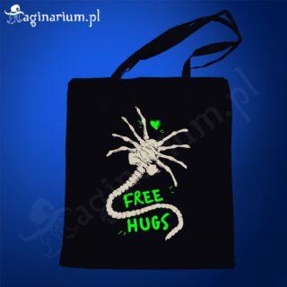 Eko torba Alien Free Hugs