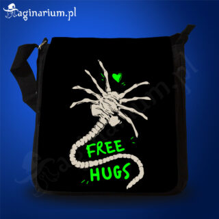 Torba z napą Alien Free Hugs