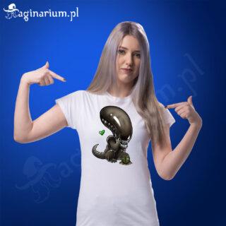 Koszulka Chibi Alien