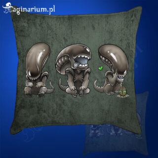 Poduszka Chibi Alien