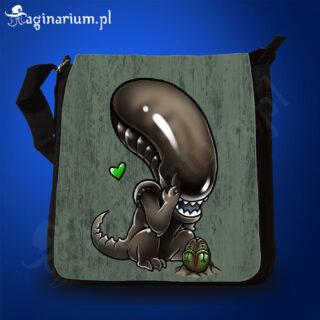 Torba z napą Chibi Alien