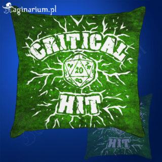 Poduszka critical hit