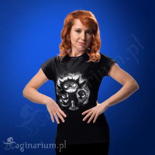 Koszulka Cubone i duchy