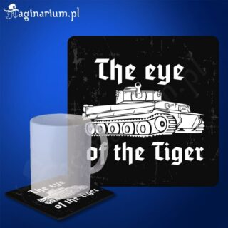 Podstawka pod kubek Eye of the Tiger
