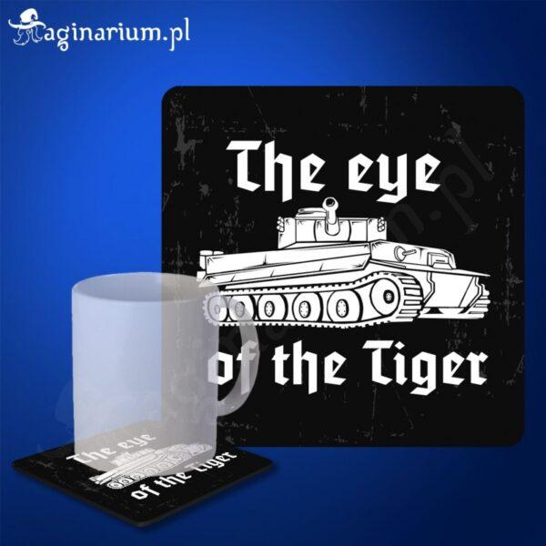 Podstawka pod kubek Eye of the Tiger