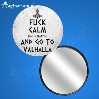 Lusterko Fuck calm go to Valhalla