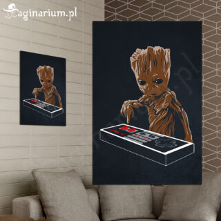 Plakat Groot Nes Pad