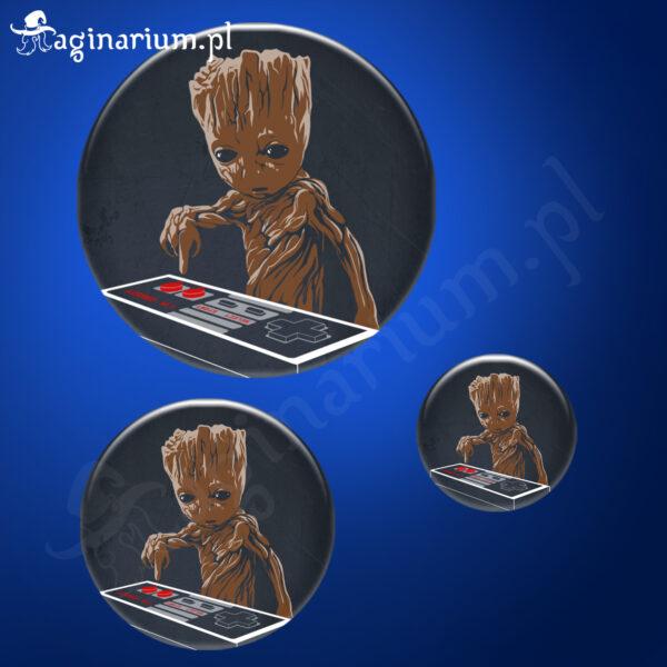 Przypinka Groot Nes Pad