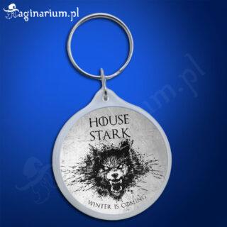 Breloczek House Stark
