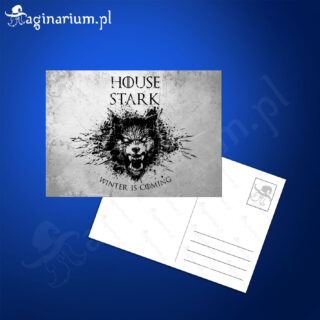 Pocztówka House Stark