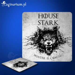 Podstawka pod kubek House Stark