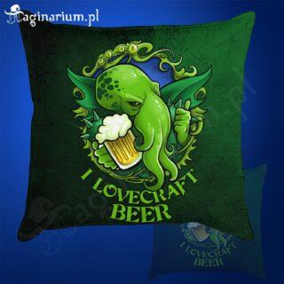 Poduszka I Lovecraft Beer