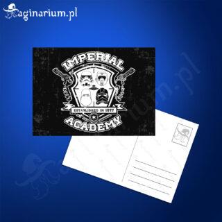 Pocztówka Imperial Academy