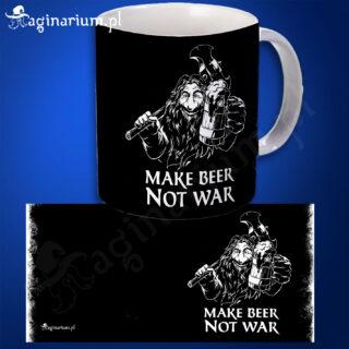 Kubek Make Beer Not War