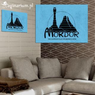 Plakat Mordor