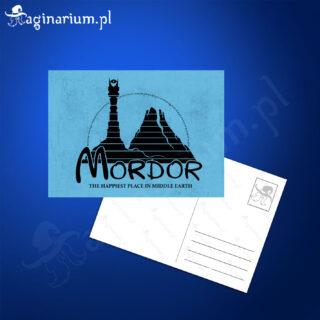 Pocztówka Mordor