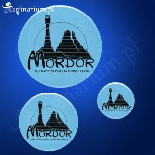 Przypinka Mordor