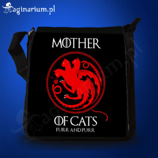 Torba z napą Mother of Cats