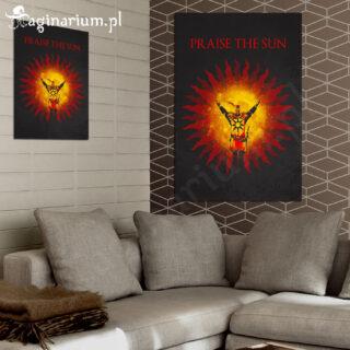 Plakat Praise the sun!