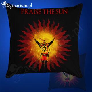 Poduszka Praise the sun!