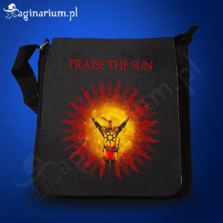 Torba z napą Praise the sun!