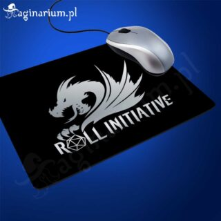Podkładka pod mysz Roll Initiative