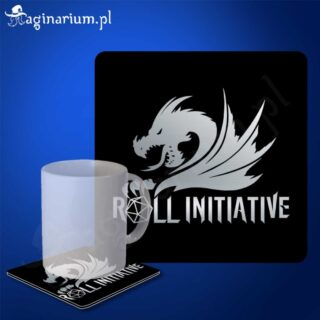 Podstawka pod kubek Roll Initiative