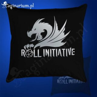 Poduszka Roll Initiative