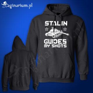 Bluza Stalin guides my shots