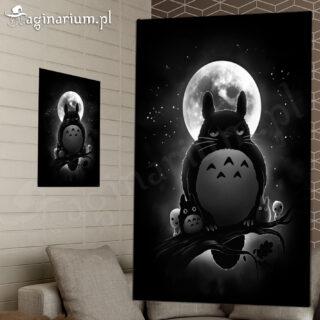 Plakat Totoro Sowa