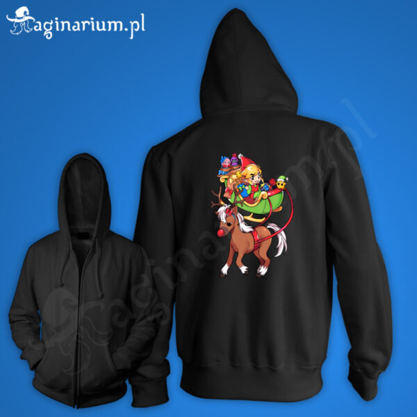 Bluza Christmas in Hyrule