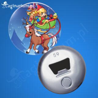 Otwieracz Christmas in Hyrule